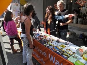 Aktionsstand Kulturfest