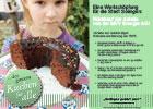 Plakat: Kuchen für alle