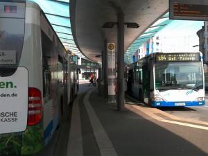 Foto1: Öffentlicher Personennahverkehr Solingen
