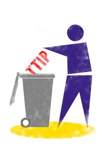 Kein TTIP!
